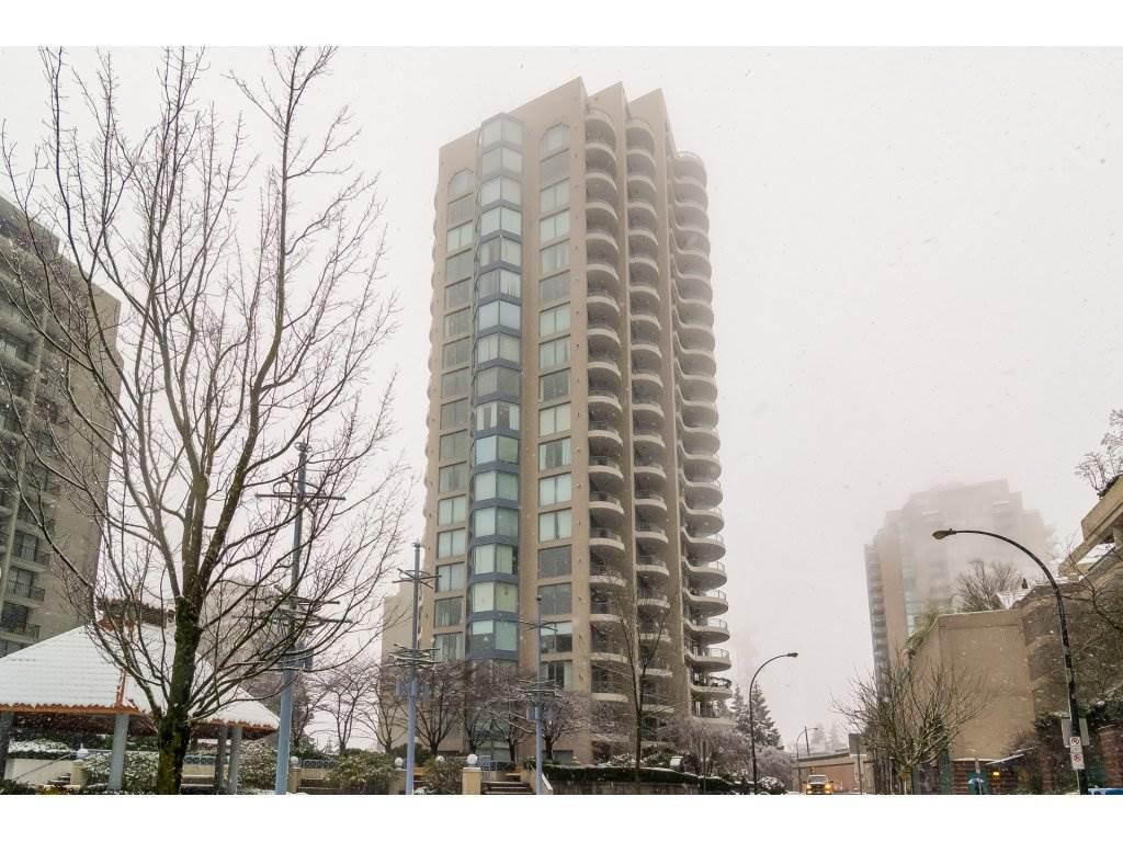 Main Photo: 1503 719 Princess Street in New Westminster: Uptown NW Condo for sale : MLS® # R2126556