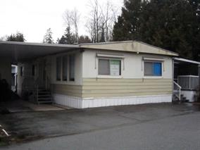 Main Photo:  in Coquitlam: Manufactured Home for sale : MLS® # R2143175
