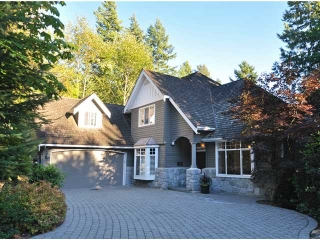 Main Photo: 4650 HEADLAND Drive in West Vancouver: Caulfeild House for sale : MLS® # V972232