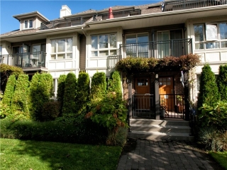 Main Photo: 12 4055 PENDER Street in Burnaby: Willingdon Heights Condo for sale (Burnaby North)  : MLS(r) # V970187