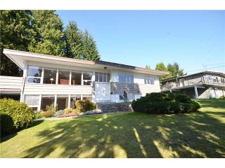 Main Photo: 480 GREENWAY AV in North Vancouver: Upper Delbrook House for sale : MLS(r) # V1003304