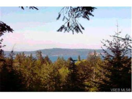 Main Photo: LOT 3 Walkers Hook Road in SALT SPRING ISLAND: GI Salt Spring Land for sale (Gulf Islands)  : MLS(r) # 165814