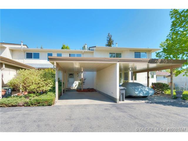 Main Photo: 1250 Morgan Road # 9 in Kelowna: House for sale : MLS® # 10081747