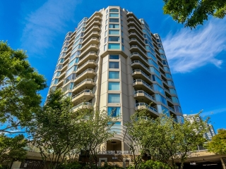 Main Photo: # 1706 1045 QUAYSIDE DR in New Westminster: Quay Condo for sale : MLS(r) # V1129626