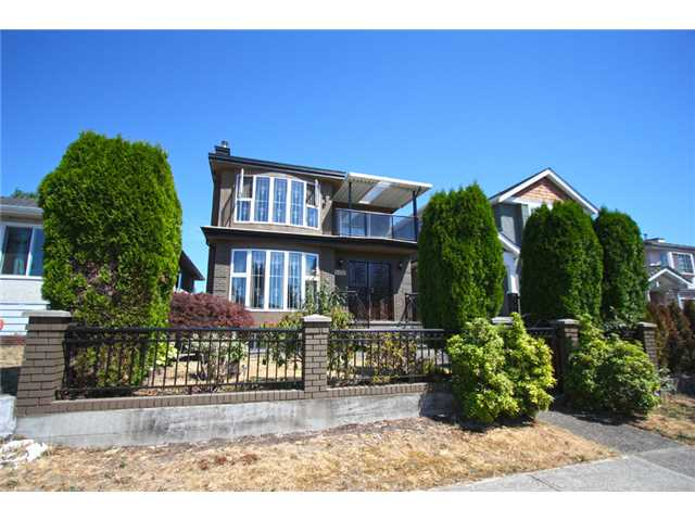 Main Photo: 5408 CULLODEN ST in Vancouver: Knight House for sale (Vancouver East)  : MLS® # V1132193