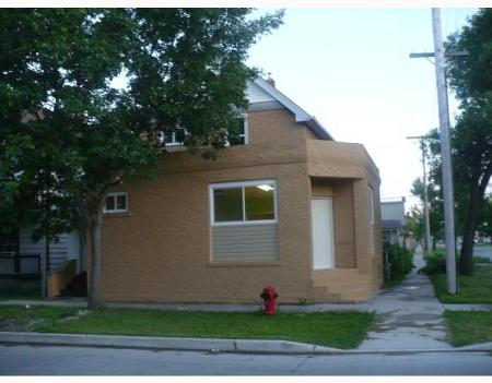 Main Photo: 828 MANITOBA AVE: Residential for sale (North End)  : MLS® # 2913625