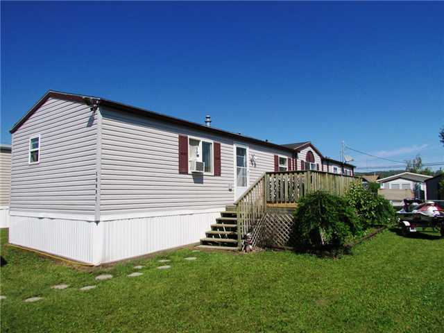 "Main Photo: 10051 100A Street: Taylor Manufactured Home for sale in ""TAYLOR"" (Fort St. John (Zone 60))  : MLS®# N229161"
