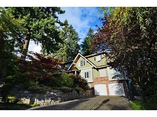 Main Photo: 2915 TOWER HILL CR in West Vancouver: Altamont House for sale : MLS(r) # V1027528