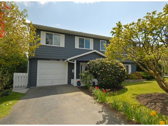 Main Photo: 15642 BROOME RD in Surrey: King George Corridor House for sale (South Surrey White Rock)  : MLS®# F1404505