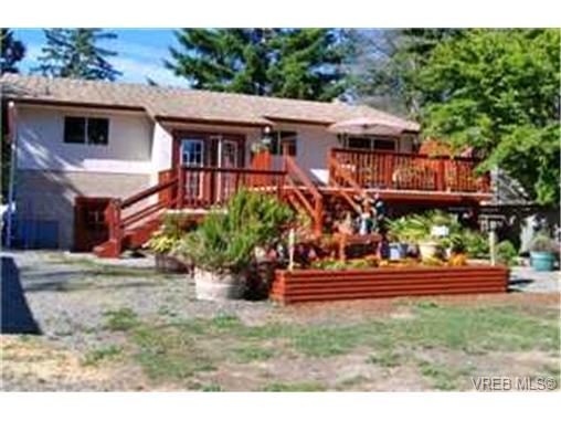 Main Photo: 7011 W Grant Road in SOOKE: Sk John Muir Single Family Detached for sale (Sooke)  : MLS(r) # 220208