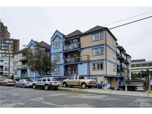 Photo 12: 311 827 North Park Street in VICTORIA: Vi Central Park Condo Apartment for sale (Victoria)  : MLS(r) # 340570