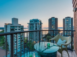 Main Photo: 801 1520 HARWOOD Street in Vancouver: West End VW Condo  (Vancouver West)  : MLS® # V1128758