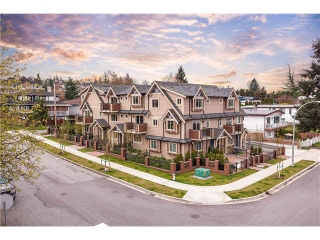 Main Photo: 206 3033 Esmond Avenue in Burnaby: Townhouse for sale : MLS® # V1113308