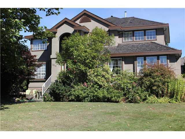 Main Photo: 2518 PALISADE Court in Port Coquitlam: Citadel PQ House for sale : MLS® # V959147