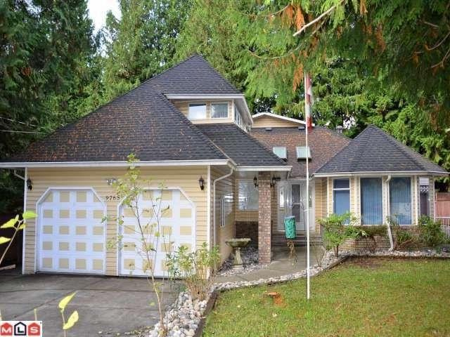 Main Photo: 9765 131ST Street in Surrey: Cedar Hills House for sale (North Surrey)  : MLS® # F1227234