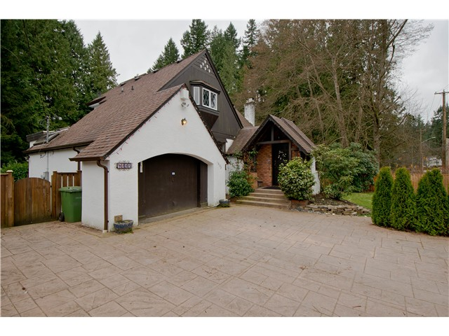 Main Photo: 1395 RIDGEWOOD DR in North Vancouver: Capilano NV House for sale : MLS® # V1010145