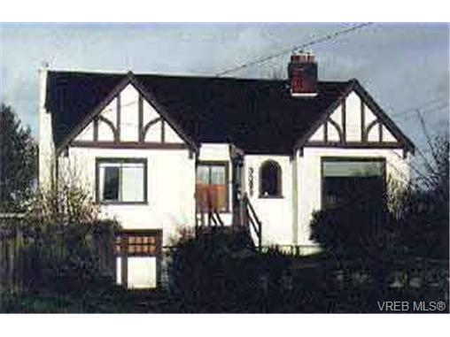 Main Photo: 3098 Harriet Road in VICTORIA: SW Gorge Single Family Detached for sale (Saanich West)  : MLS® # 107631