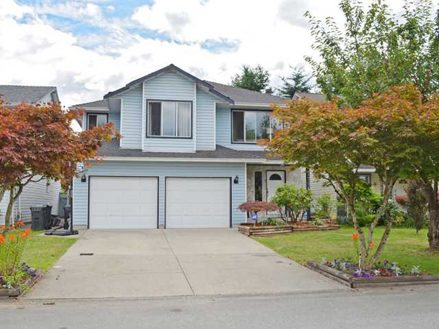 "Main Photo: 1756 PEKRUL Place in Port Coquitlam: Lower Mary Hill House for sale in ""LOWER MARY HILL"" : MLS® # V1073742"