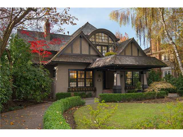 Main Photo: 4387 MARGUERITE ST in Vancouver: Shaughnessy House for sale (Vancouver West)  : MLS®# V1094390