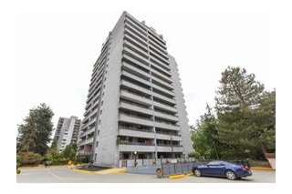 Main Photo: 802 6595 Willingdon Avenue in Burnaby: Metrotown Condo  (Burnaby South)  : MLS(r) # V1141124