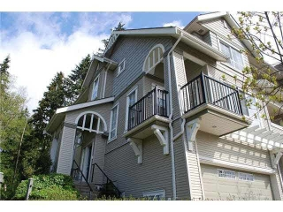 Main Photo: 79 1380 PINETREE WAY in Coquitlam: Westwood Plateau Townhouse for sale : MLS® # R2035994