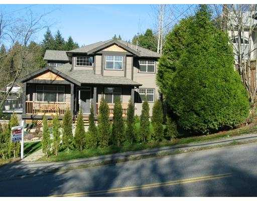Main Photo: 1939 DAWES HILL RD in Coquitlam: Cape Horn House for sale : MLS® # V574815