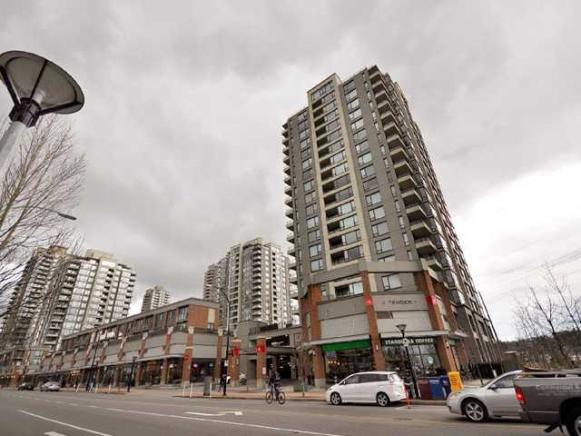 "Main Photo: 703 4118 DAWSON Street in Burnaby: Brentwood Park Condo for sale in ""TANDEM"" (Burnaby North)  : MLS® # V950163"