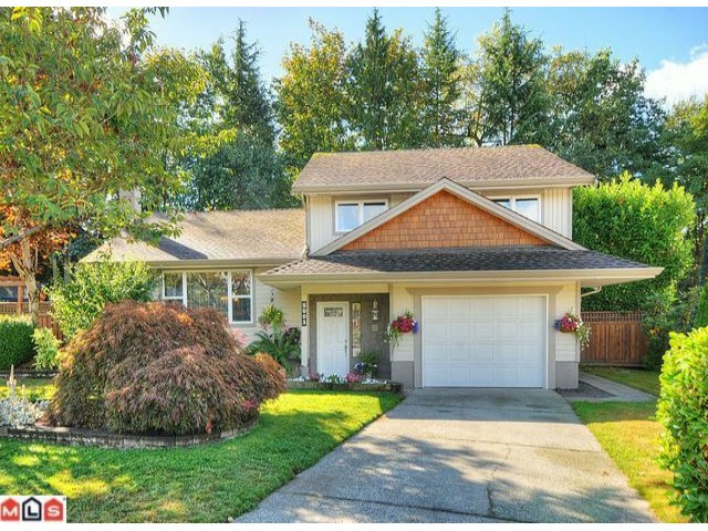 "Main Photo: 5002 197TH Street in Langley: Langley City House for sale in ""Eagle Heights"" : MLS® # F1222098"