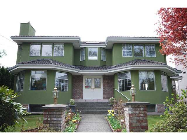 Main Photo: 7650 BROADWAY in Burnaby: Montecito House for sale (Burnaby North)  : MLS®# V974458