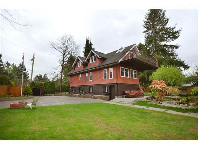 Main Photo: 5751 FOREST Street in Burnaby: Deer Lake Place House for sale (Burnaby South)  : MLS® # V993328