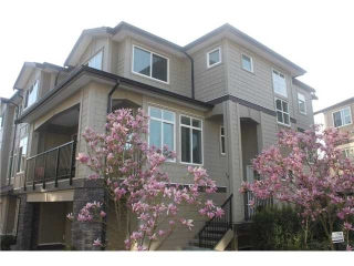 "Main Photo: 29 22865 TELOSKY Avenue in Maple Ridge: East Central Townhouse for sale in ""WINDSONG"" : MLS(r) # V1004253"