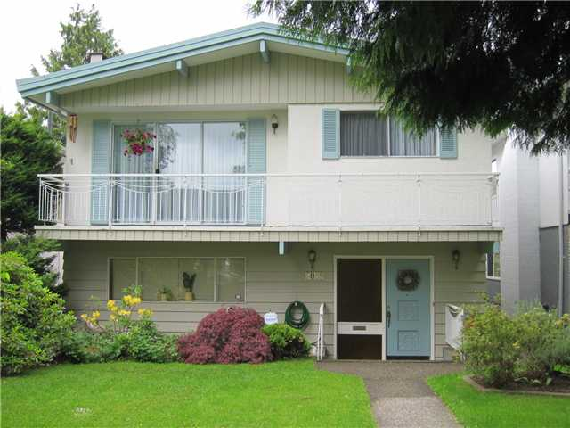 Main Photo: 3059 W 28TH Avenue in Vancouver: MacKenzie Heights House for sale (Vancouver West)  : MLS® # V1008411