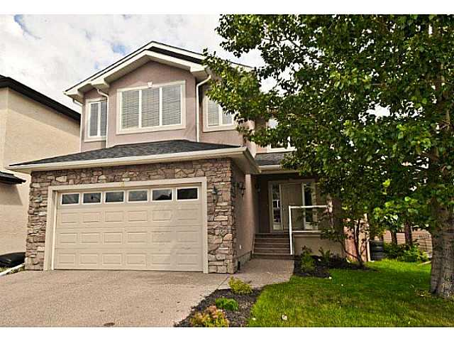 Main Photo: 8 West Cedar PT SW, Calgary, Alberta  T3H 5E3