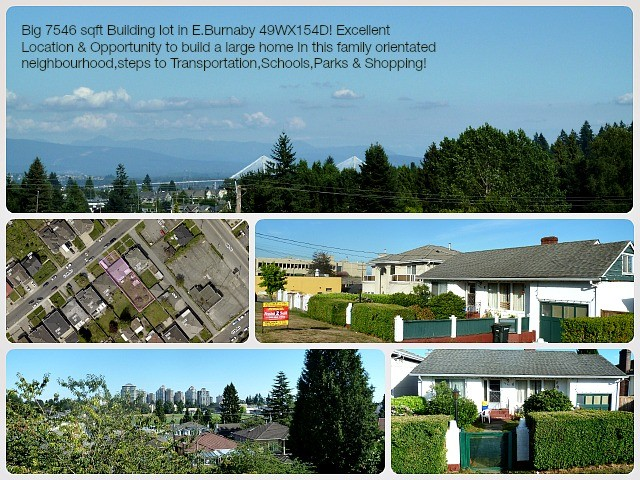 Main Photo: 7860 12TH Avenue in Burnaby: East Burnaby House for sale (Burnaby East)  : MLS® # V1079547