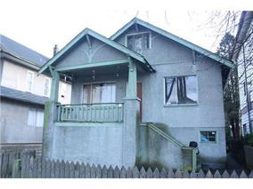 Main Photo: 750 E 12 Avenue in Vancouver: Mount Pleasant VE House for sale (Vancouver East)  : MLS®# V867040