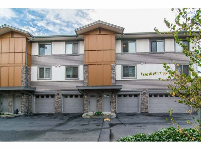 Main Photo: 66 34248 KING ROAD in Abbotsford: Poplar Townhouse for sale : MLS® # F1450595