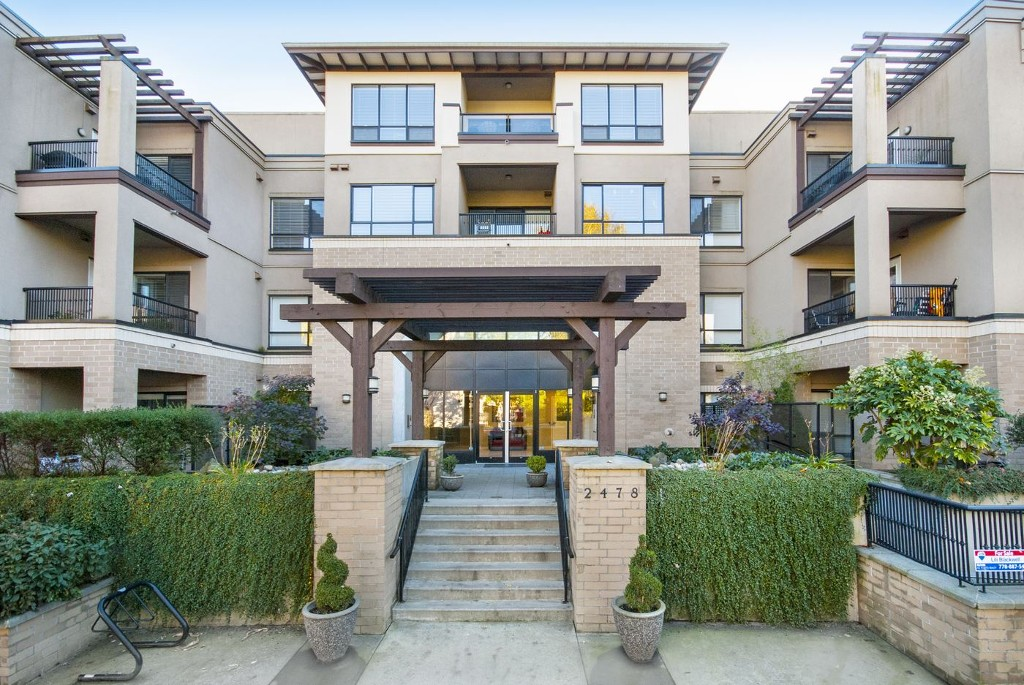 Main Photo: 306-2478 Welcher Street in Port Coquitlam: Condo for sale : MLS(r) # R2012518