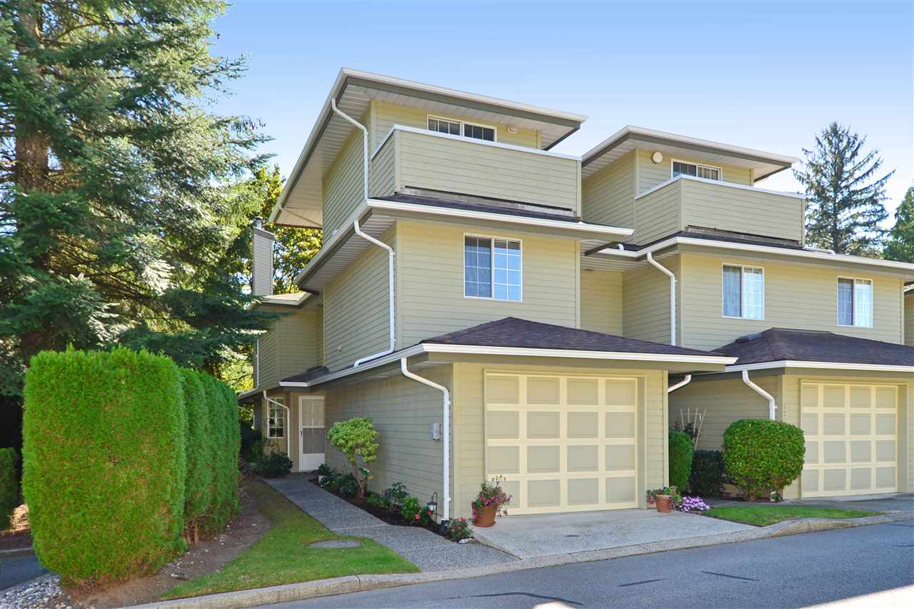 Main Photo: 122 1386 LINCOLN DRIVE in Port Coquitlam: Oxford Heights Townhouse for sale : MLS® # R2108000