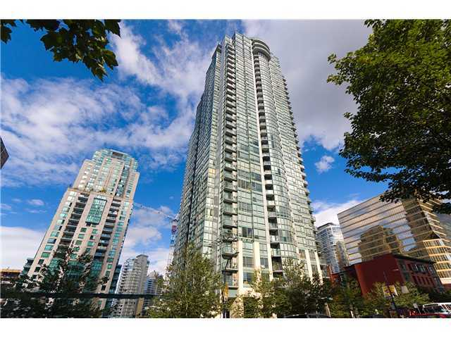 "Main Photo: 2406 1239 W GEORGIA Street in Vancouver: Coal Harbour Condo for sale in ""VENUS"" (Vancouver West)  : MLS® # V929184"