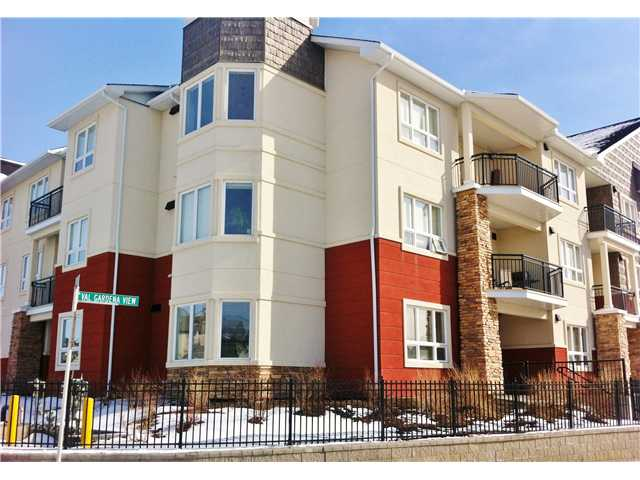 Main Photo: 342 26 Val Gardena View SW in CALGARY: Springbank Hill Condo for sale (Calgary)  : MLS®# C3511675