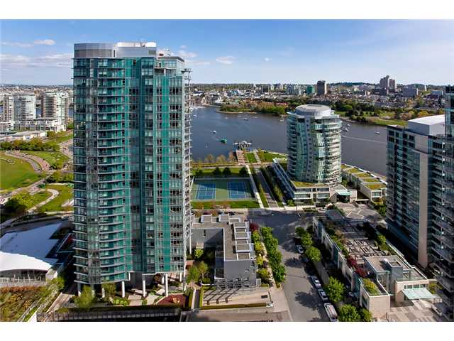 "Main Photo: 3002 455 BEACH Crescent in Vancouver: Yaletown Condo for sale in ""PARK WEST ONE"" (Vancouver West)  : MLS® # V949559"