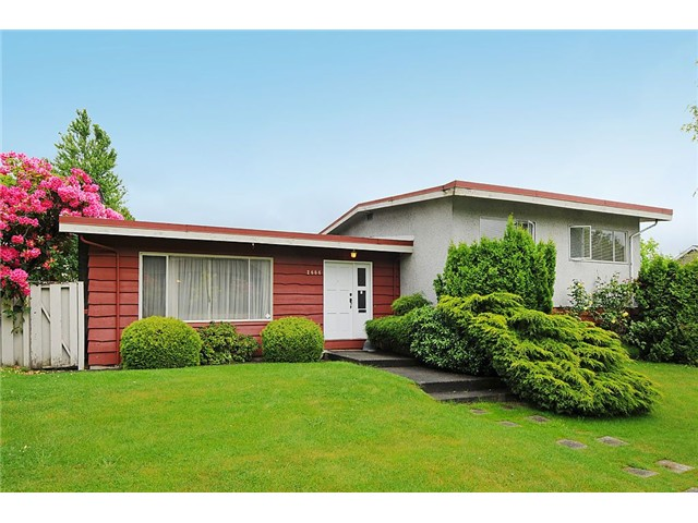 Main Photo: 7666 MANITOBA Street in Vancouver: Marpole House for sale (Vancouver West)  : MLS®# V1008280
