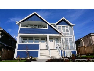 Main Photo: 332 E 10TH Street in North Vancouver: Central Lonsdale House 1/2 Duplex for sale : MLS(r) # V1008583