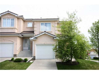 Main Photo: 5 HAMPTONS Link NW in CALGARY: Hamptons Townhouse for sale (Calgary)  : MLS(r) # C3572189