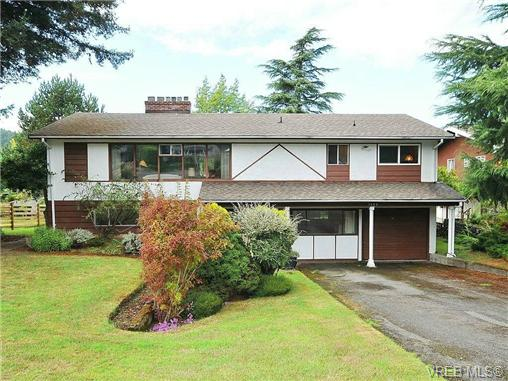 Main Photo: 1605 Mileva Lane in VICTORIA: SE Gordon Head Residential for sale (Saanich East)  : MLS(r) # 328941