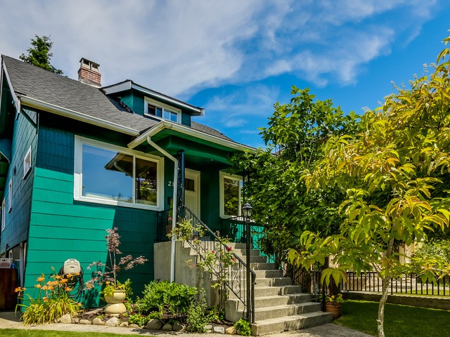 Main Photo: 2855 KITCHENER ST in Vancouver: Renfrew VE House for sale (Vancouver East)  : MLS® # V1127548