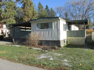 Main Photo: #84-1860 Boucherie Road in West Kelowna: Westbank Centre Manufactured Home for sale : MLS® # 10108932