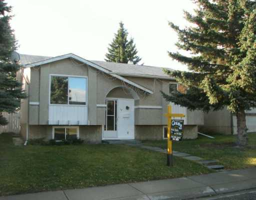 Main Photo:  in CALGARY: Marlborough Residential Detached Single Family for sale (Calgary)  : MLS® # C3235666