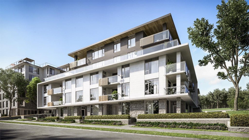Main Photo: BELPARK in Vancouver: South Cambie Condo for sale (Vancouver West)  : MLS®# PRESALE