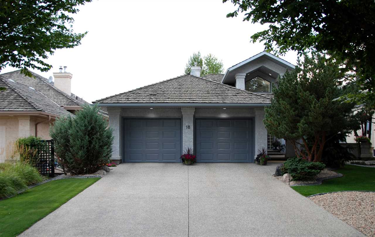 FEATURED LISTING: 18 L'Hirondelle Court Northeast St. Albert